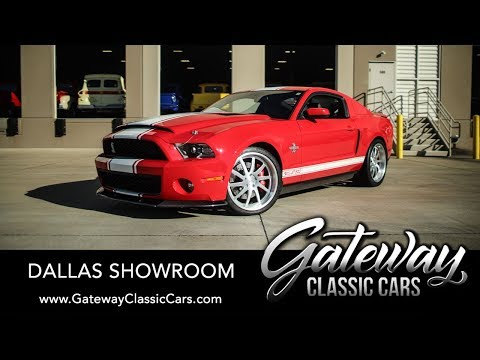 2012-ford-mustang-shelby-gt500-super-snake-for-sale-gateway-classic-cars-dallas-#1228