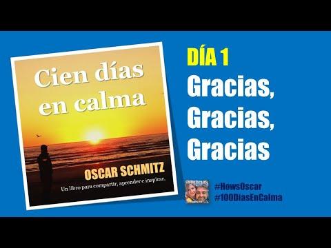 📚 Día 001 #100DiasEnCalma 💡 Gracias, Gracias, Gracias 🚀