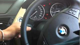 Review BC On Board BMW X1 part II