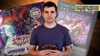 Best Yugioh Shadow Specters 1st Edition Booster Box Opening Ever! OH BABY!!!... Destiny!