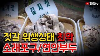 김장 생새우 육젓 오젓 추젓 토굴젓 소래포구 새우젓 연…