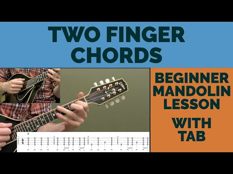 Two Finger Chords