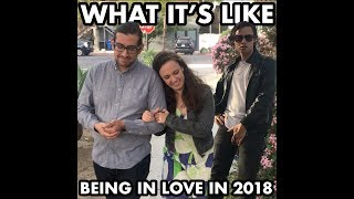 What It's Like Being In Love in 2018 (comedy sketch)