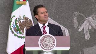 Discurso: Conmemoración de los 100 años de los Tratados de Teoloyucan, México