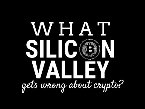 What Silicon Valley gets wrong about Crypto