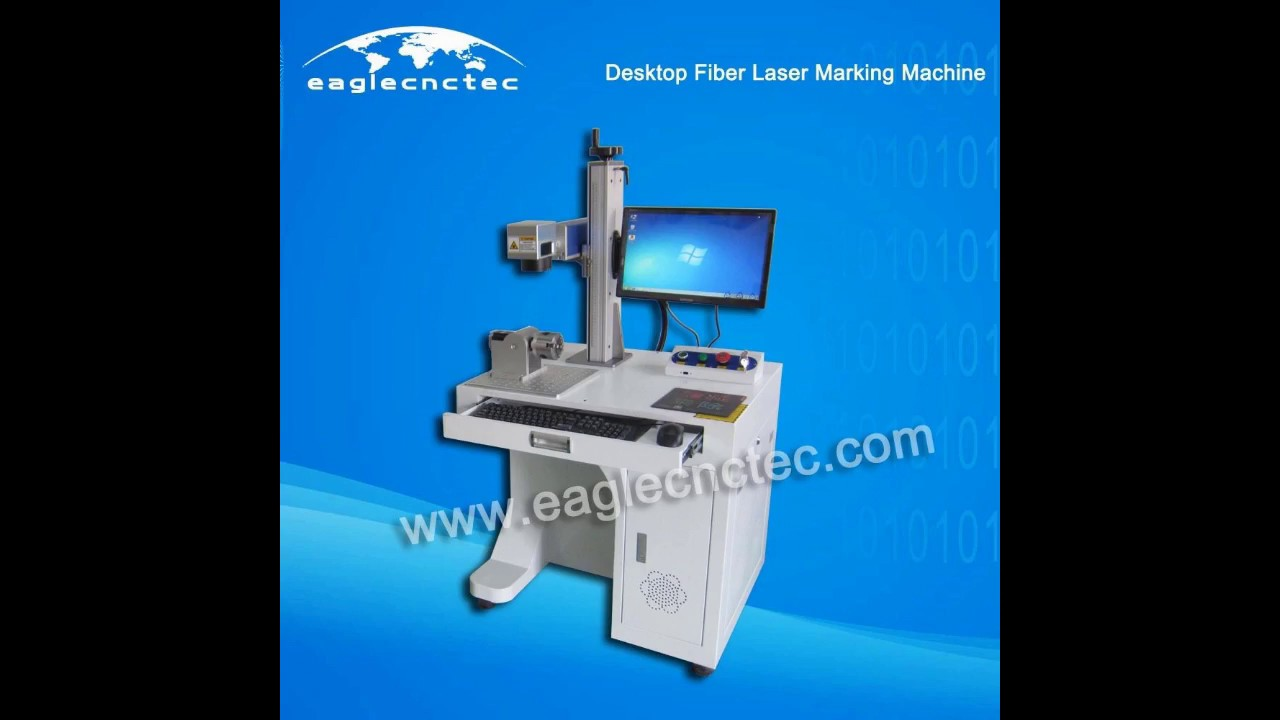 20w Fiber Laser Engraver Machine Reviews What Jobs Can It Do Youtube