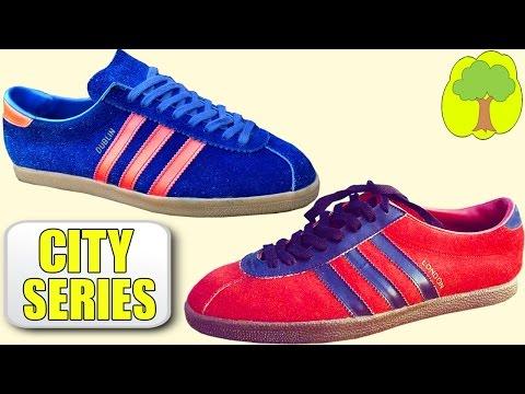 ЧТО ЛУЧШЕ ADIDAS DUBLIN VS ADIDAS LONDON? City Series: Adidas Dublin и Adidas London. / LIShop