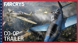 Far Cry 5: Co-Op - Friend For Hire | Trailer