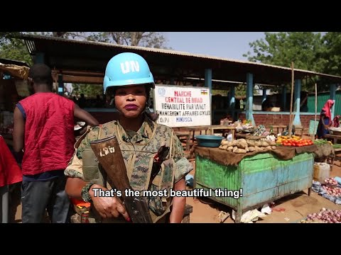 Service and Sacrifice - Peacekeepers from Zambia
