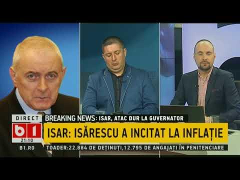 Dosar de politician.ISAR: ISARESCU VA FI DEMIS.100.000 DE EUR PRIMA DE PENSIONARE
