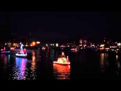 2011 Eastport Yacht Club Lights Parade