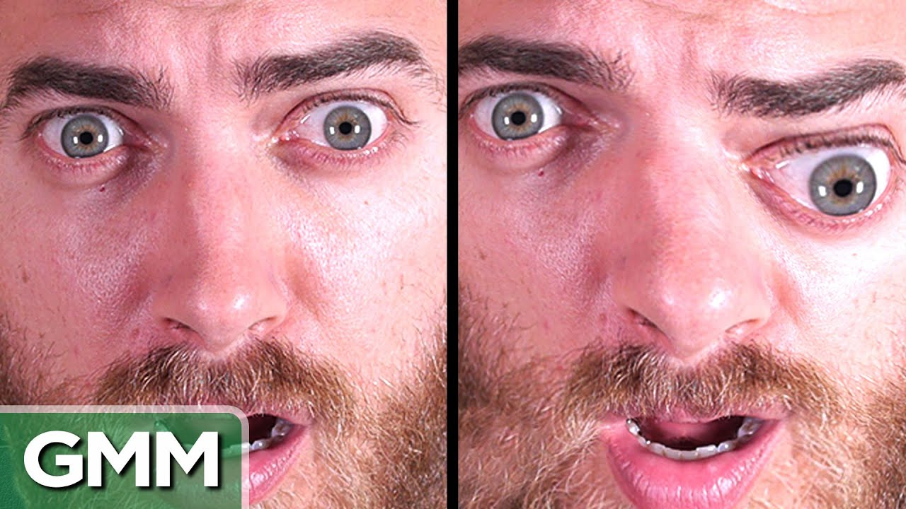 Face Morphing Experiment