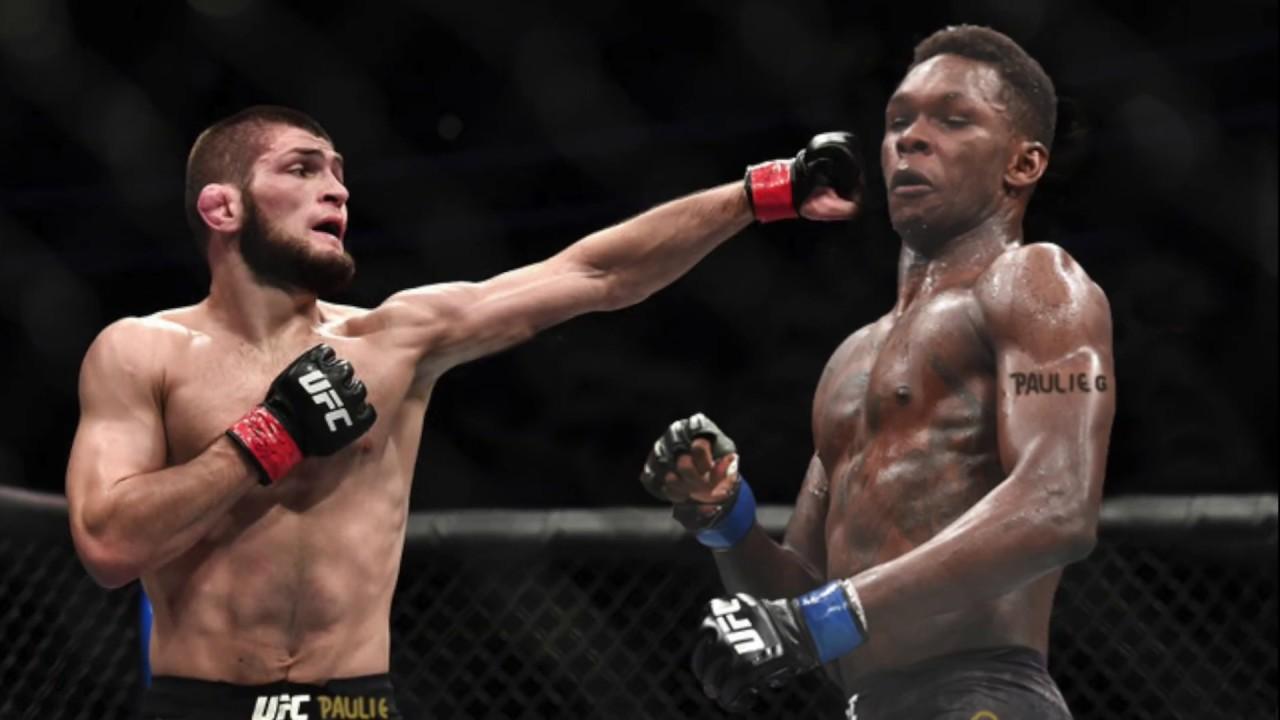 UFC 259: Khabib Nurmagomedov versus Israel Adesanya Full ...