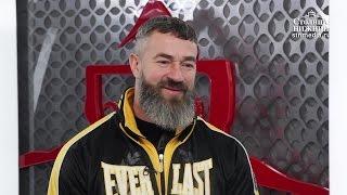 Знаменитый спортсмен и актер Сергей Бадюк приехал в Нижний Новгород