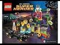 LEGO 76035 Jokerland Instructions LEGO DC COMICS SUPER HEROES 2015