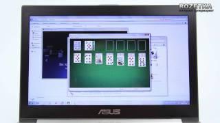видео Ультрабук ASUS ZENBOOK UX31E