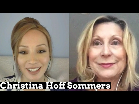 Christina Hoff Sommers Interview | Social Justice in Academia (Part 2)
