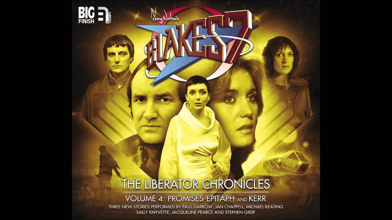 BF - Blake's 7 - Liberator Chronicles - Volume 4 - (vonG) - Scott Harrison, Nick Wallace, Nigel Fairs