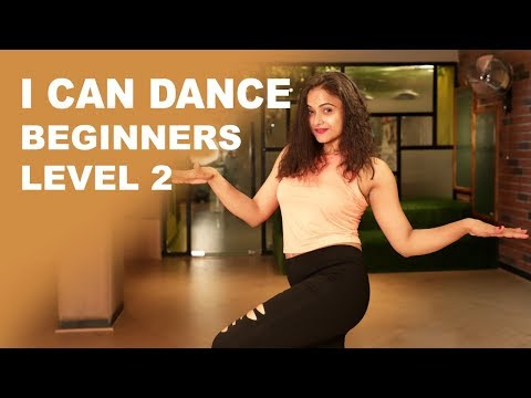 How to dance in parties    Beginners Level 2   I Can Dance Series   Aditi   Dancercise