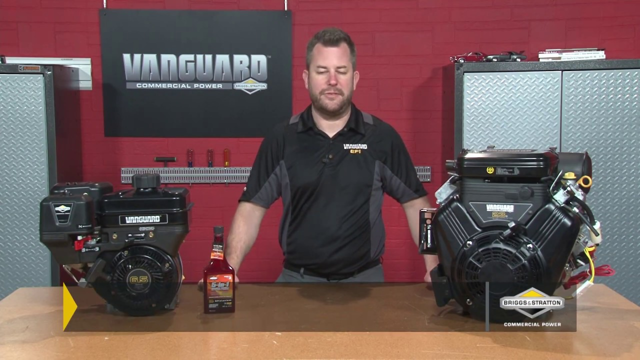 How to Winterize a Carbureted Engine- Vanguard Engines