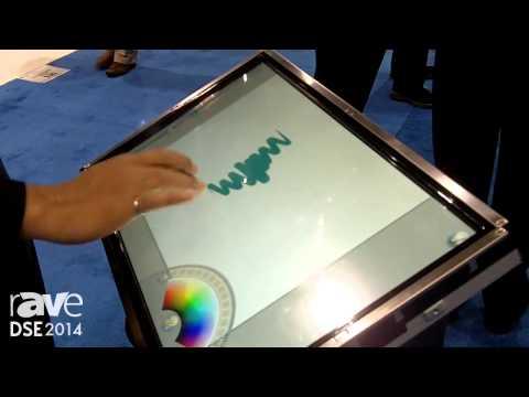 DSE 2014: Bannto Shows Kiosk With ShadowSense Technology