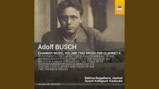 Duet No. 2 for Violin & Clarinet, Op. 26b: IV. Allegro moderato e con spirito