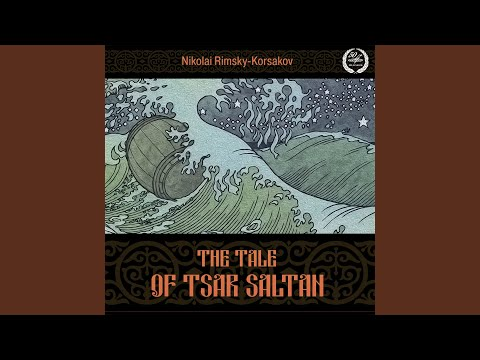 The Tale of Tsar Saltan, Act IV, Scene 2: Second Wonder Лебедь нас сюда