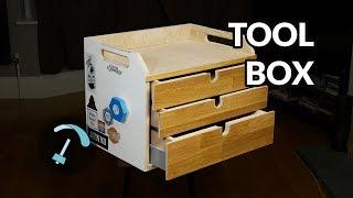 Video Building a toolbox from reclaimed materials - BANDARRA download MP3, 3GP, MP4, WEBM, AVI, FLV Oktober 2018