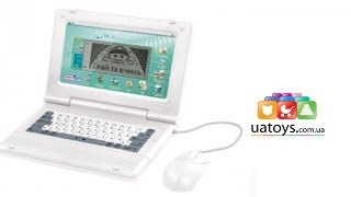 Видео обзор ноутбука iKID Startright Детские игрушки uatoys.com.ua