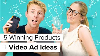 5 Winning Products to Sell in 2019 - Oberlo Dropshipping with Ryan Carroll