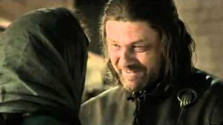 Game of Thrones Ned and Catelyn Stark