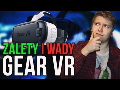 Wady i Zalety! Gear VR - Gadżet do Galaxy S8📱 za 500zł!