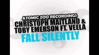 Christoph Maitland & Toby Emerson Ft. Veela - Fall Silently (Acapella) - Atomic Zoo Recordings
