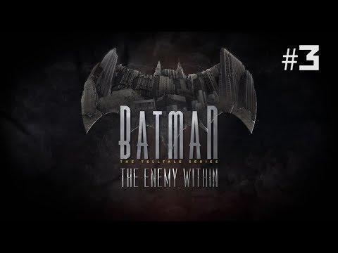 Twitch Livestream   Batman: The Enemy Within Episode 3 [Xbox One]