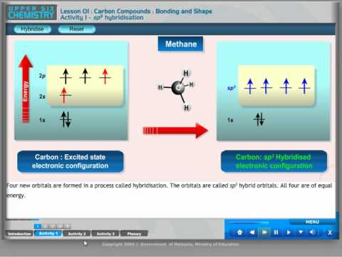 Online Chemistry Course Demo