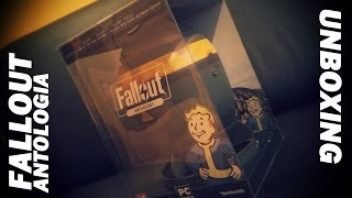 FALLOUT ANTHOLOGY | ANTOLOGIA MINI-NUKE | UNBOXING | #20