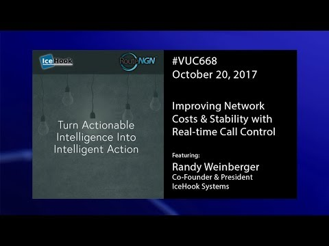 VUC668 - Improve Network Costs and Stability with Real-time