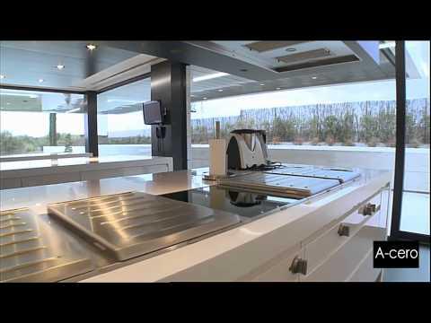 El estilo minimalista doovi for Casa moderna minimalista 6 00 m x 12 50 m 220 m2