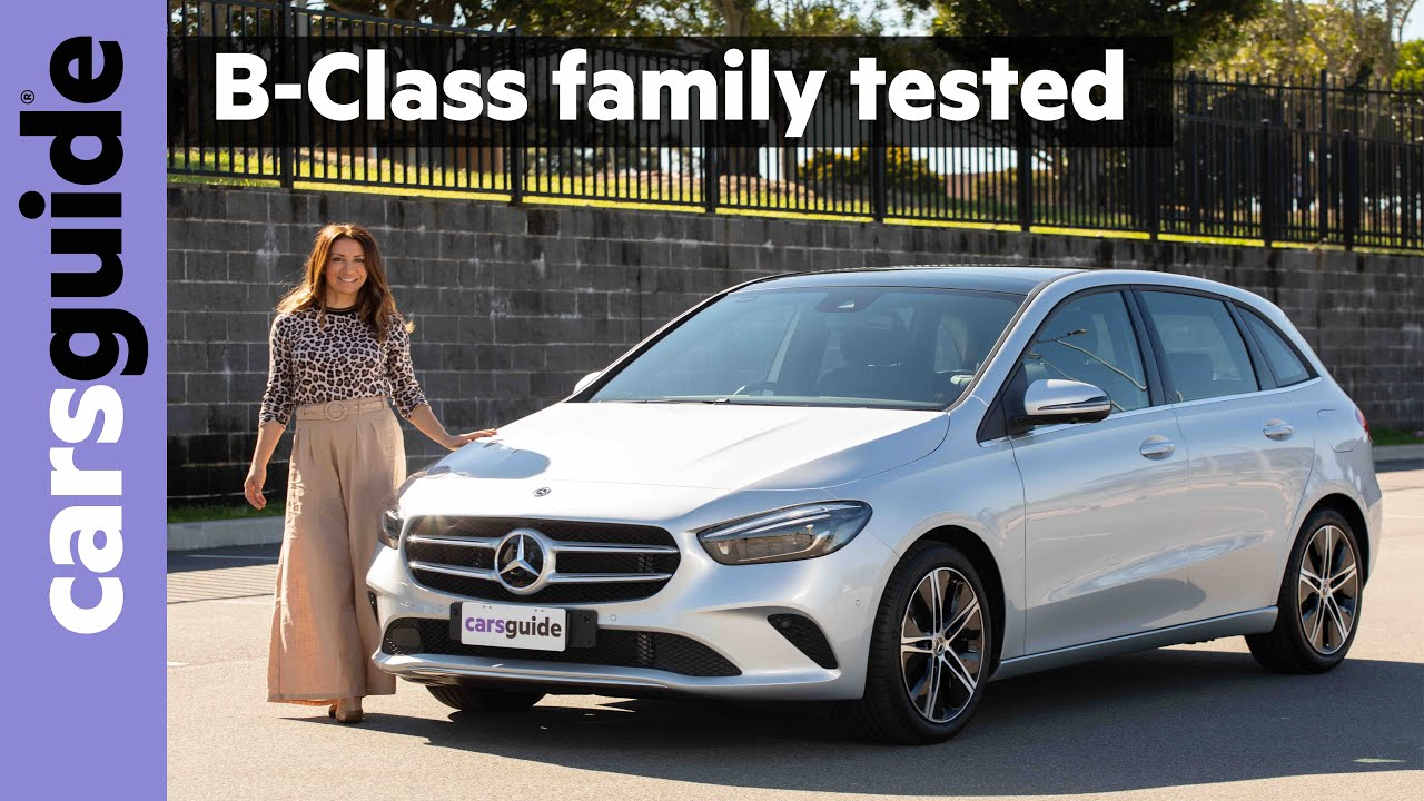 Mercedes Benz B Class 2020 Review B180 Youtube