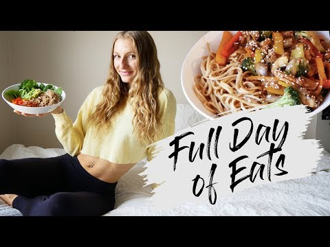WHAT I EAT IN A DAY VLOG | Winter Edition (Easy & Healthy Meals)