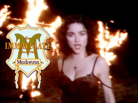 Madonna - Like A Prayer (Immaculate Collection) Official Music Video HD