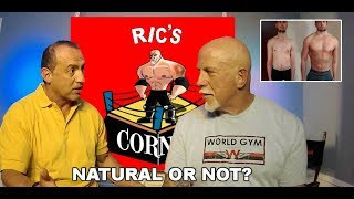 Natural Body Building Or Not? Guest Doug Brignole