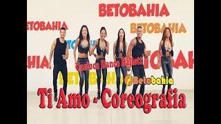 TI AMO - Coreografia, Betobahia - Super Dance, ballo di gruppo 2020