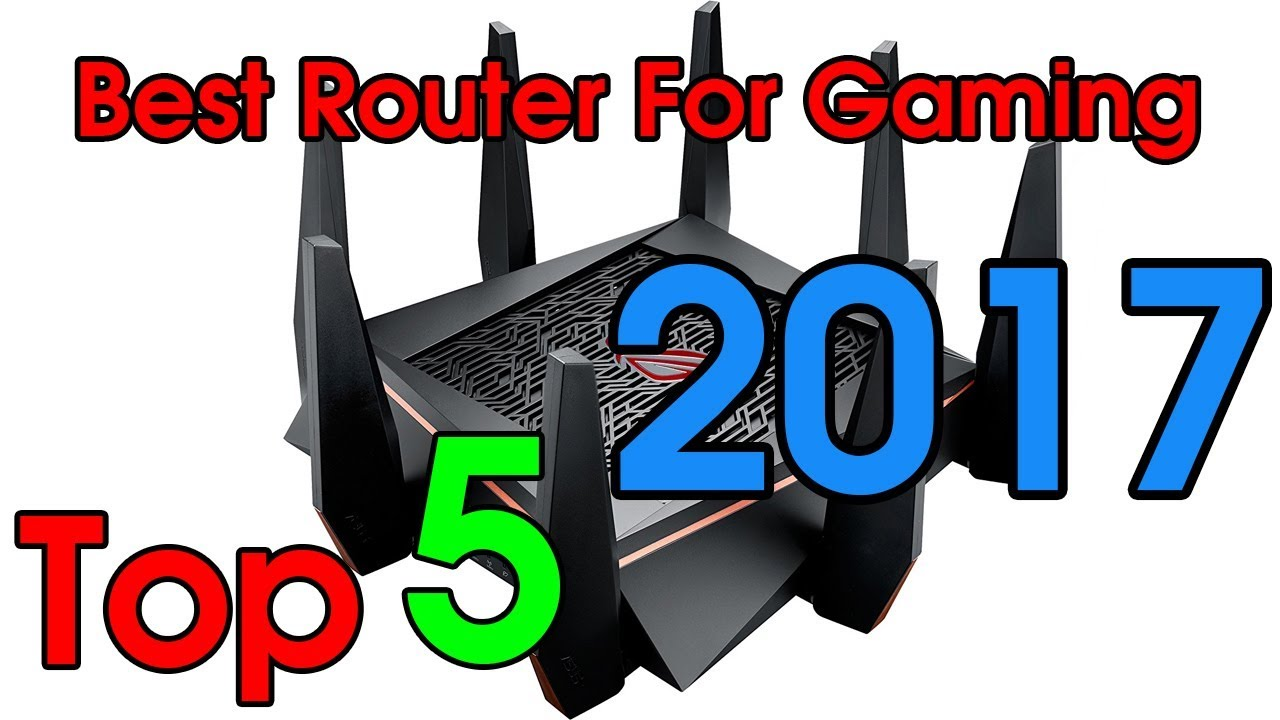 top 5 best wireless router for gaming 2018 wifi router. Black Bedroom Furniture Sets. Home Design Ideas