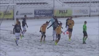 Maalikooste: KuPS - AC Oulu 1-0