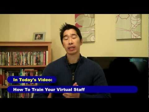 Learn How To Train Your Virtual Staff In The Philippines