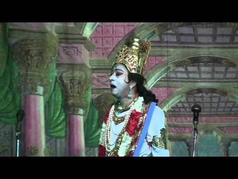 Kollapur(streetplay)at Thyagaraya ganasabha (Folk Arts)