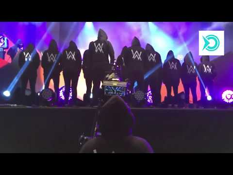 Alan Walker - ID (Stand Alone) (Live new) | Official video