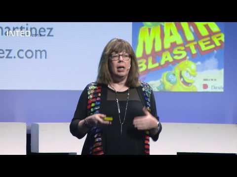 Sylvia Martinez - The Maker Movement - INTED2018 Keynote Speech