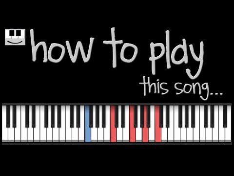 PianistAkOST tutorial: rooftop prince 옥탑방 왕세자 ost HAPPY ENDING 해피엔딩 piano jay park